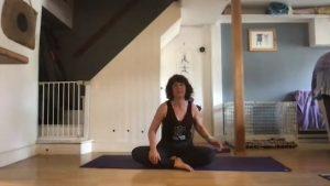 Vinyasa class - hips and hamstrings